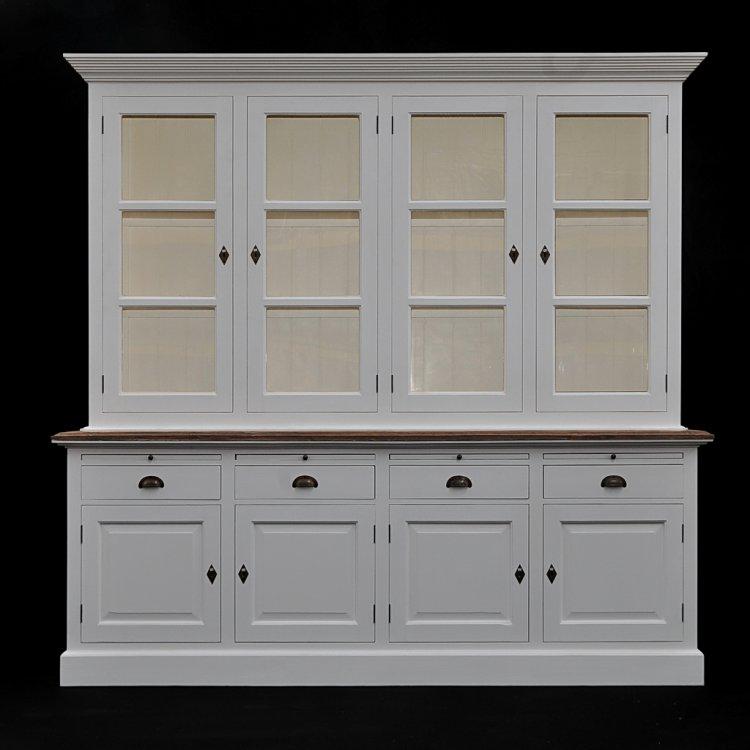 Kitchen Cabinet Antique White 225x50x225