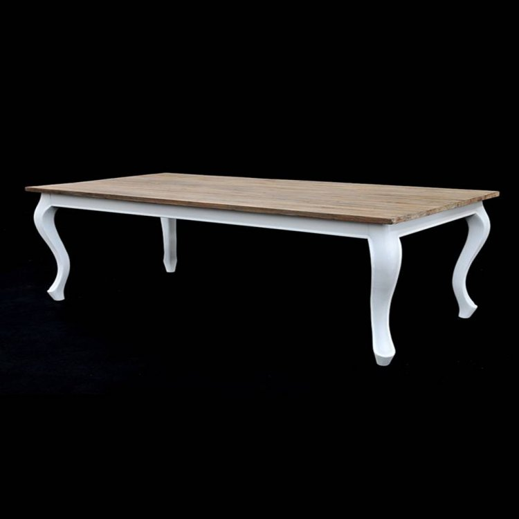 Dining table Antique white 200x100x75 Relaxgarden : 4201091 1 from www.relaxgardenwebshop.be size 750 x 750 jpeg 24kB