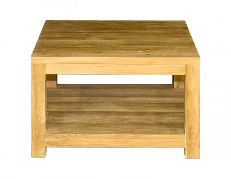 Coffee table 60 wxdxh 60x60x45 relaxgarden for Hide table th jquery