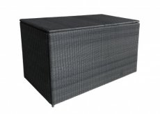 Firenze black cushionbox