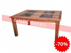 Marble table 160 wit