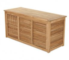 Papaya cushion box Teak